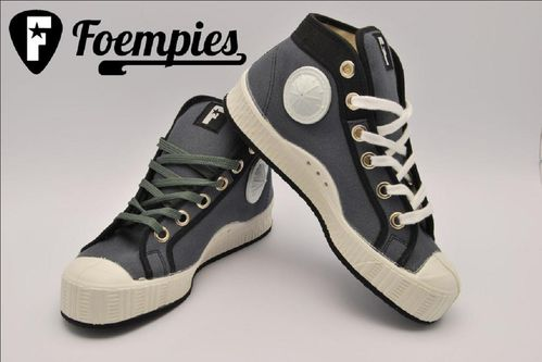 Foempies Sneakers Dorian Grey