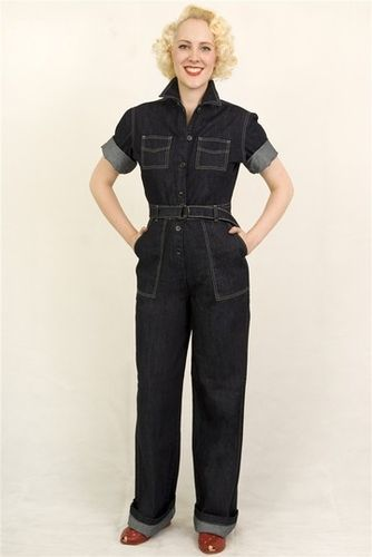 Grease Monkey Overall