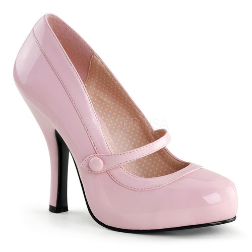 Cutiepie Mary Jane Pumps Pink