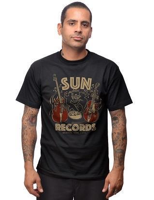 Sun Dance Mens T-shirt