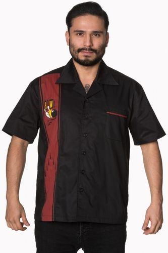 Ellie mens shirtBlack