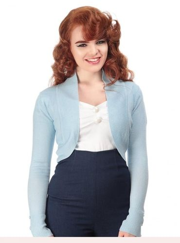 Jean Bolero Light Blue
