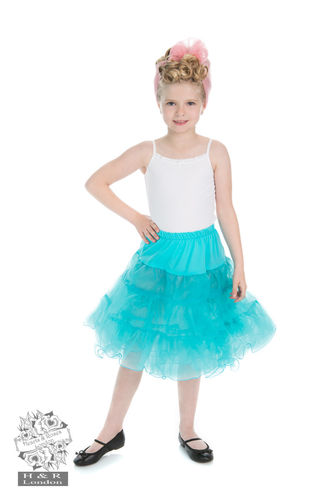 Kids Petticoat Light blue