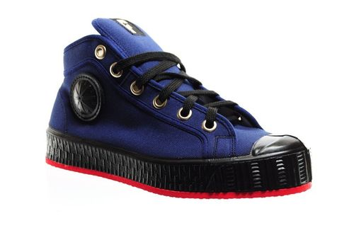 Foempies Blue Cadet Sneakers