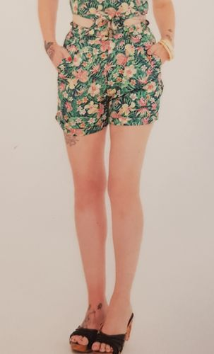 QK Tropical shorts