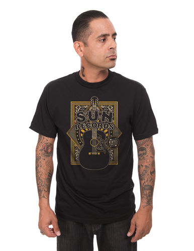 Sun Crescent Mens T-shirt