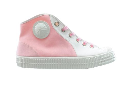 Foempies Sneakers Fusion Rose/White