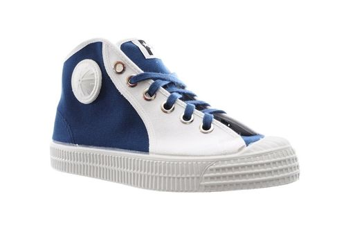 Foempies Sneakers Fusion India Blue/White