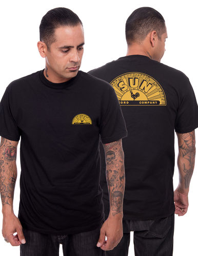 Sun Record Shop Mens T-shirt