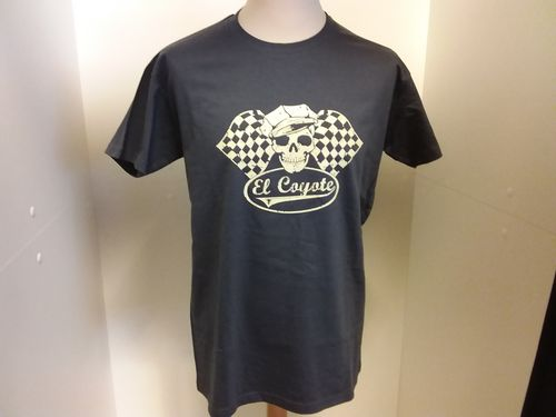 T-shirt anthracite Rockers/flags