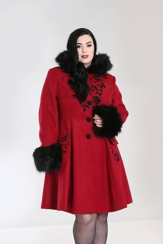 Anderson Coat Red
