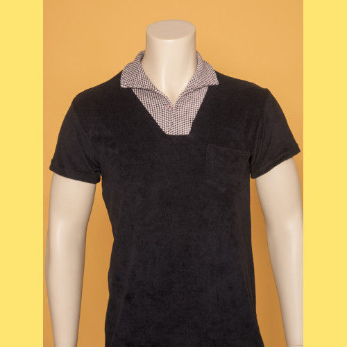 BMen's 1950's Killer Top black