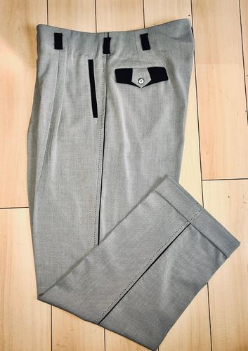 Hepcat Trousers Grey