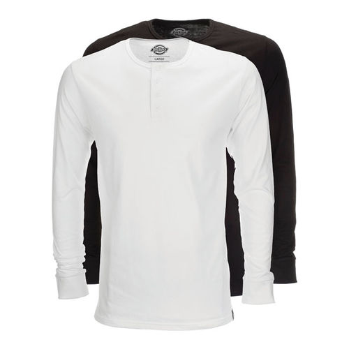 S.Henley T-shirts pack