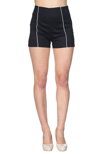Land Ahoy Shorts black