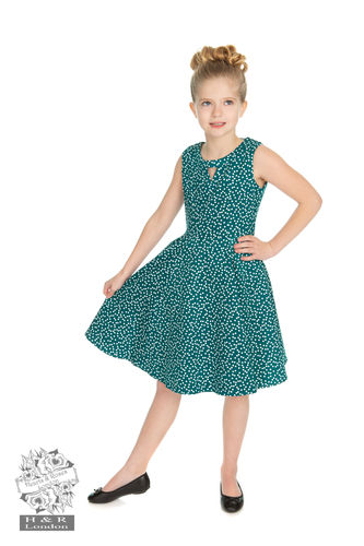 La Rosa Swing Dress kids