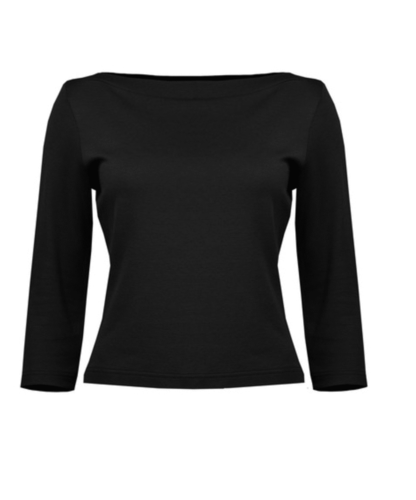 Bardot Top Black
