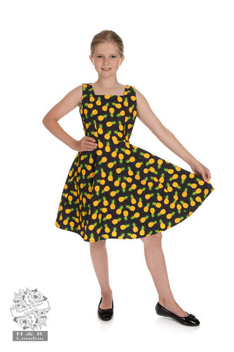 Alayna Tropical Swing Dress Kids